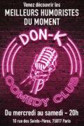 DON-K COMEDY CLUB